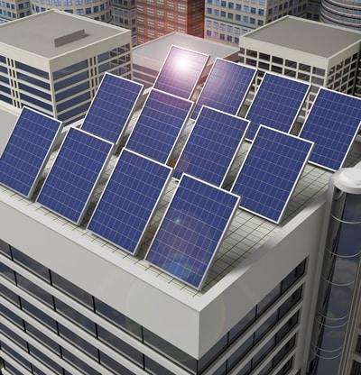 Commercial Solar Installation Penrith